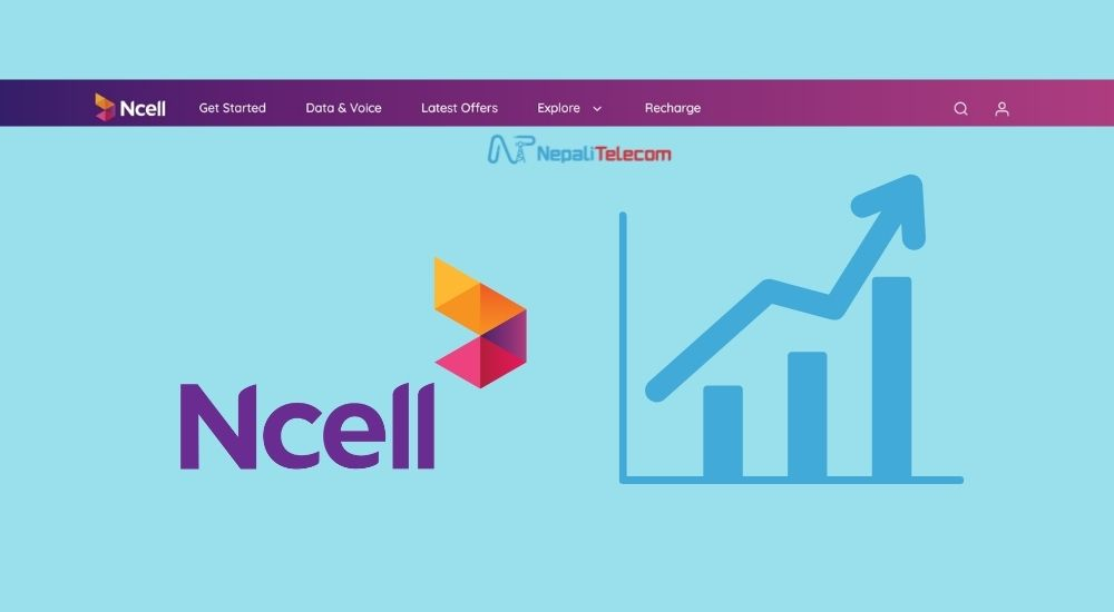 Ncell Income Increase