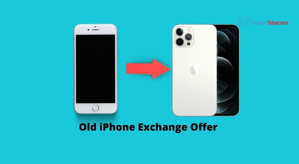 Old iPhone exhange to New offer