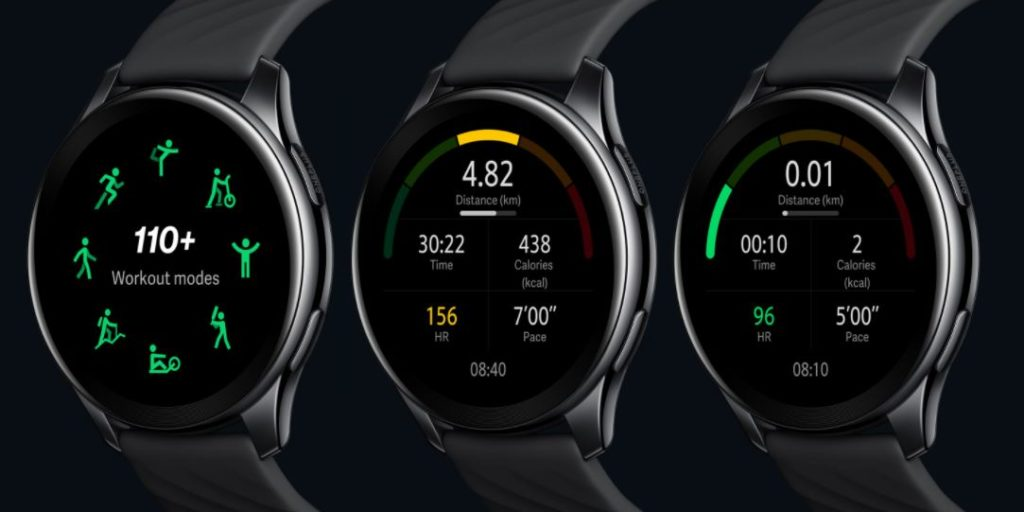 OnePlus Watch Health Features