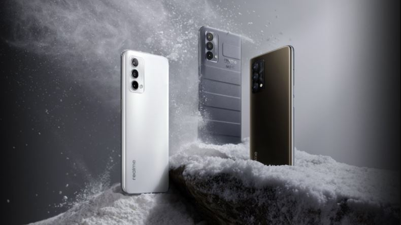 Realme GT Master Edition Overview