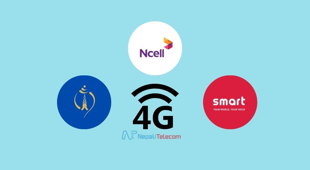 4G users in Nepal