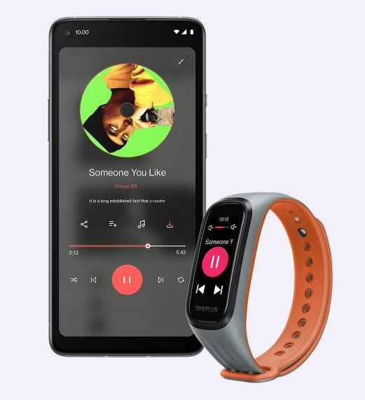 OnePlus Band Features