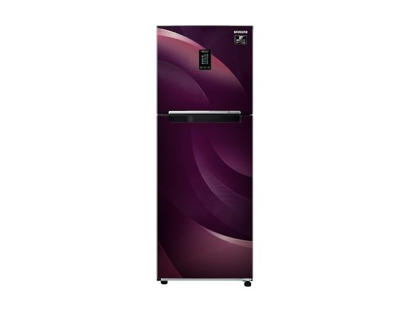 Samsung 314 ltrs RT34T46324R Curd Maestro 5 in 1 Convertible Refrigerator With Digital Inverter