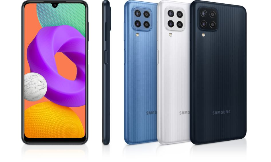 Samsung M22 Overview