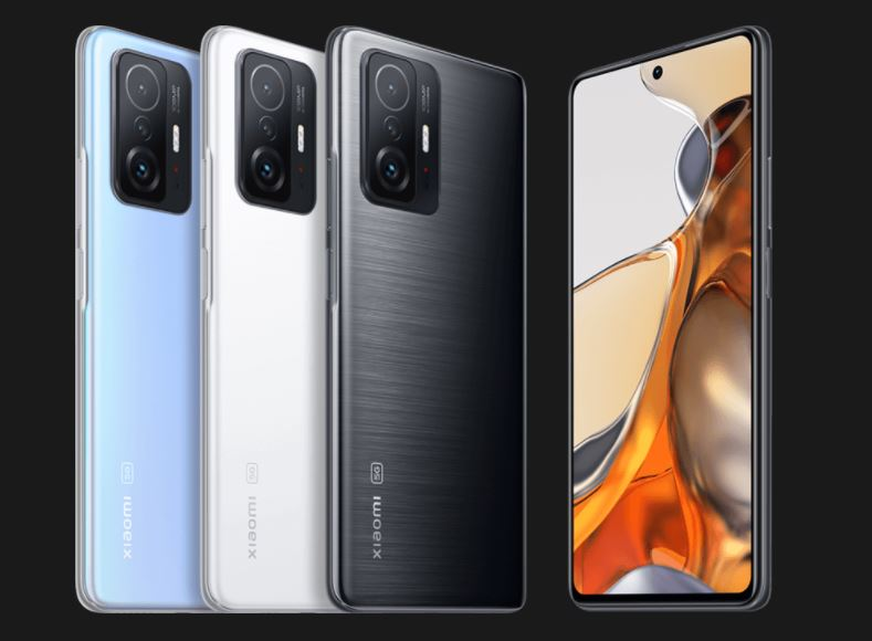 Xiaomi 11T Series Overview