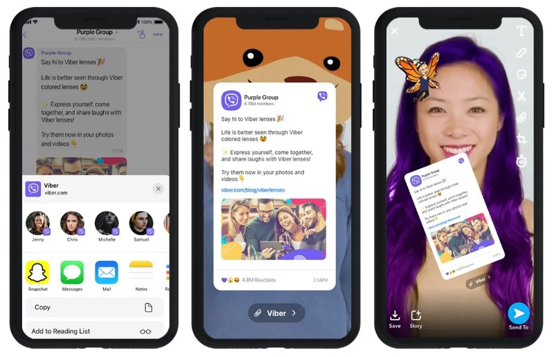 everything-about-viber-lenses