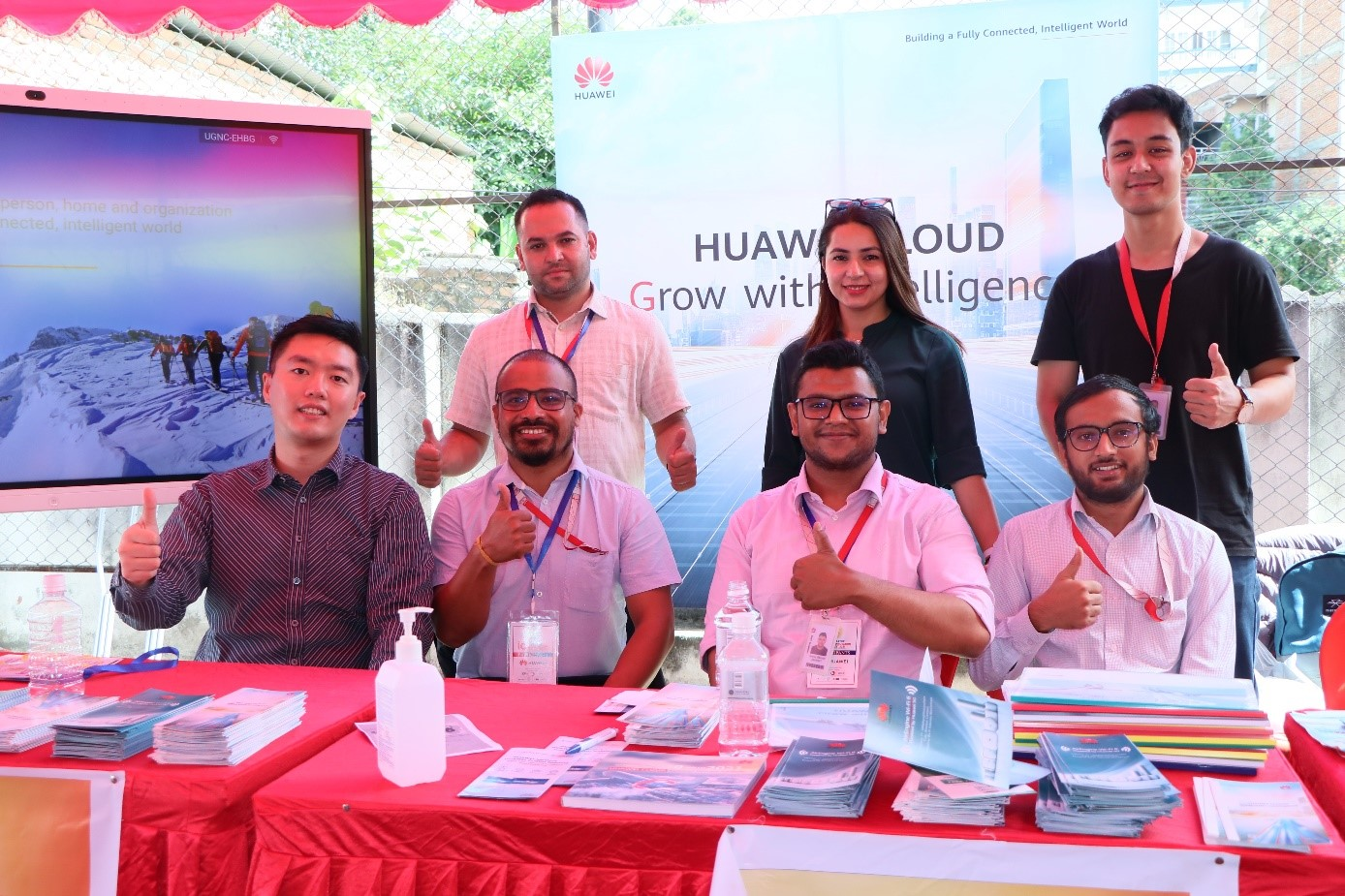 Huawei supports ICT Award 2021